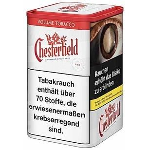 Chesterfield Red Volume Tobacco Big Box 115g