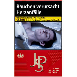 JPS John Player Red 6,80 €