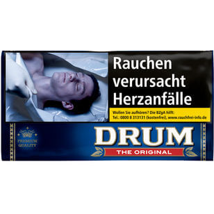 Drum Original Halfzware 30g