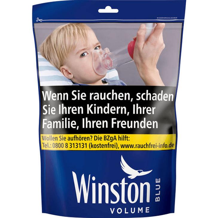 Winston Volume Blue 135g