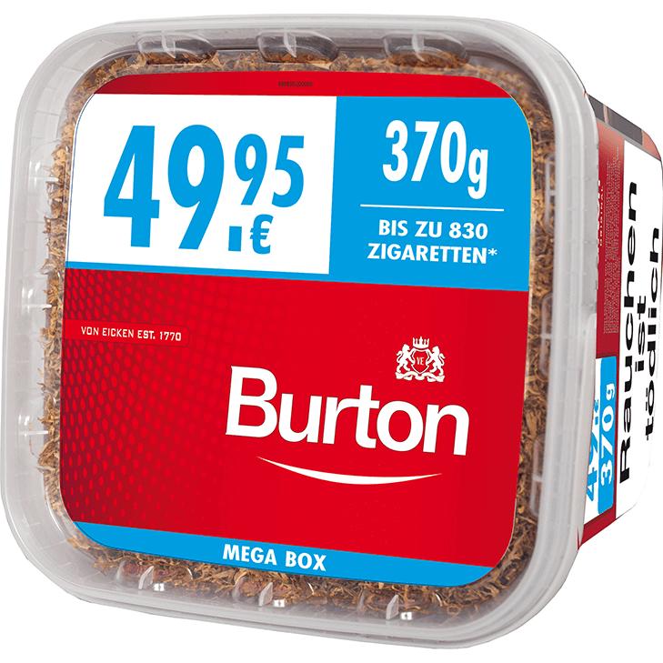 Burton Original Volumentabak 370g