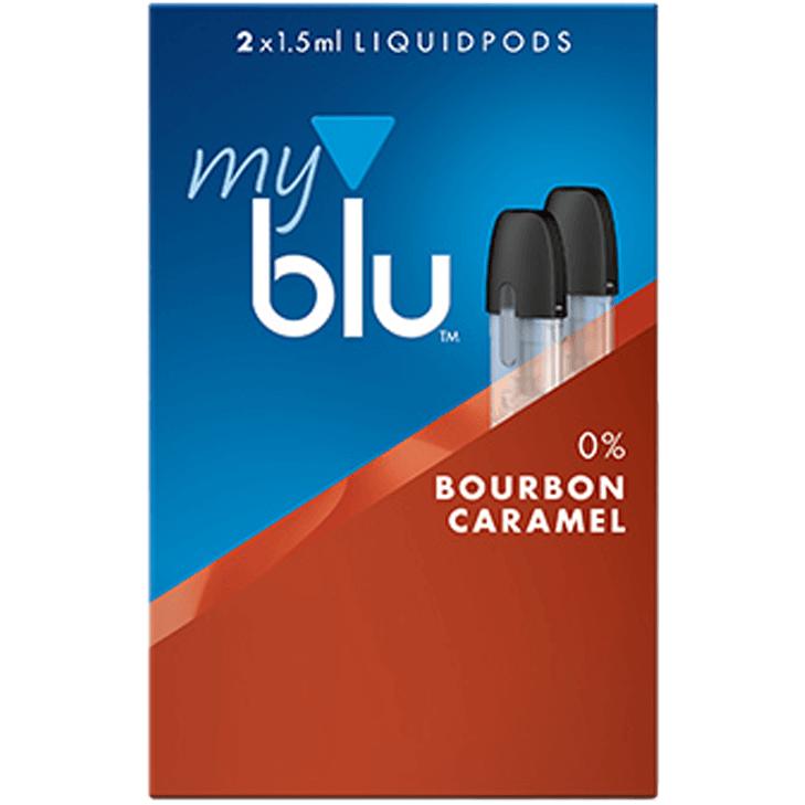 myblu Pod Bourbon Caramel 0 mg