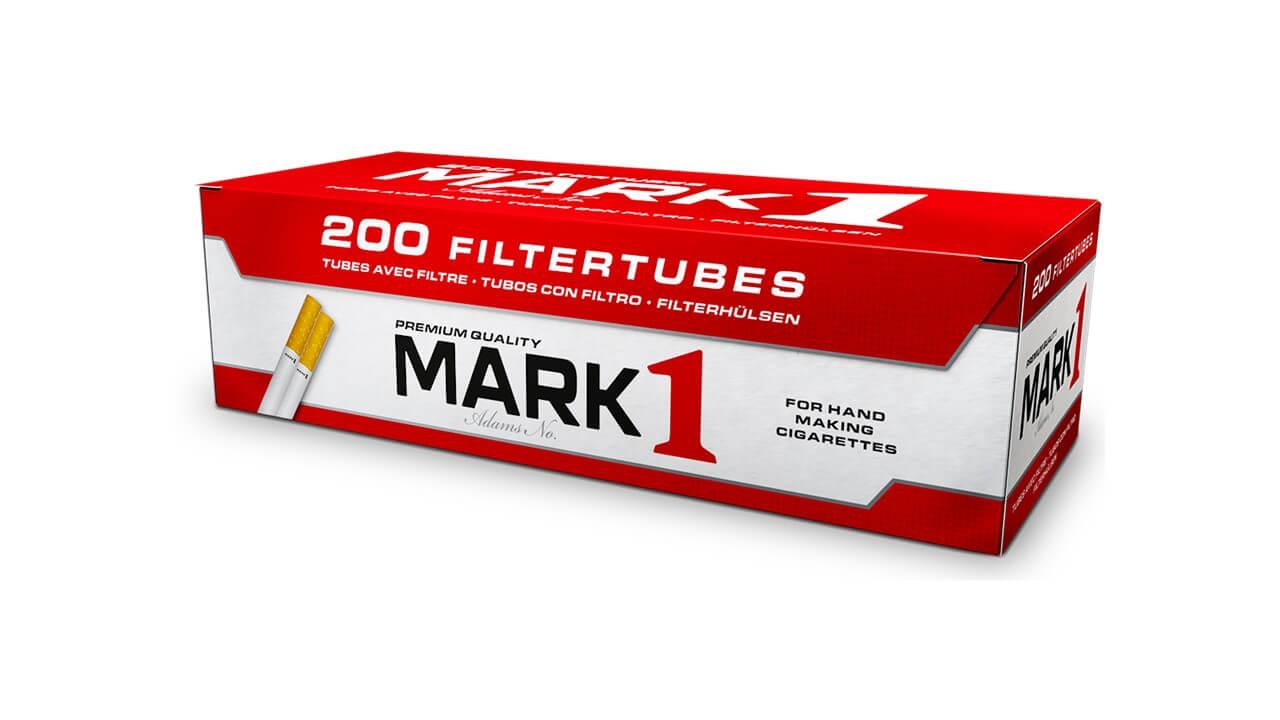 Mark 1 XXXL Box 3 x 400g mit 1000 Hülsen