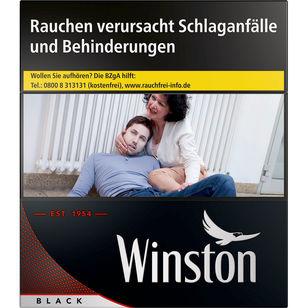 Winston Black 10 €