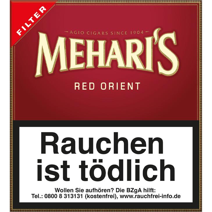 Mehari's Red Orient Filter