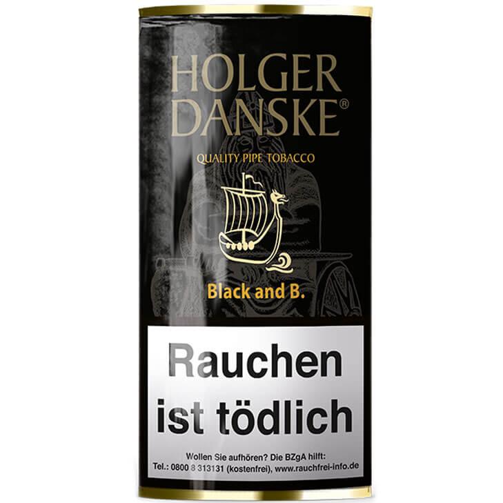Holger Danske Black and B. 40g 100g 200g