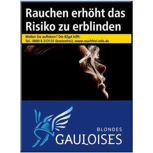 Gauloises Blondes Blau 9 €