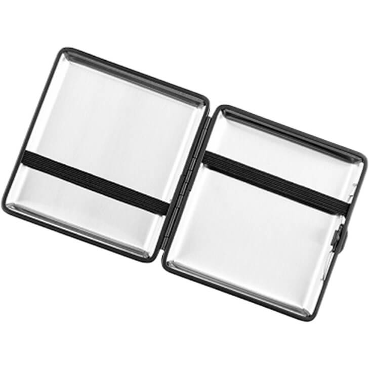 Metall-Etui mit Kartenhalter