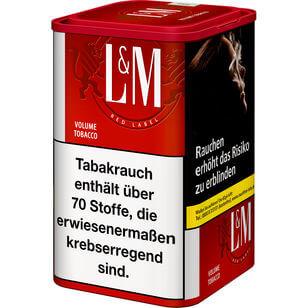 L&M Volume Tobacco Red XL 105g