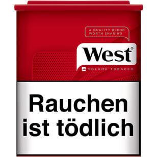 West Red Volume Tobacco 45g