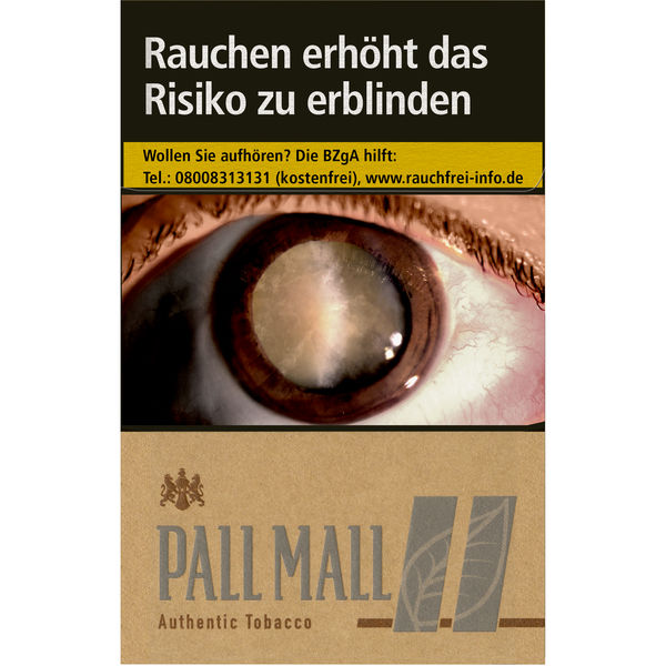 Pall Mall Authentic Silver 6,80 €