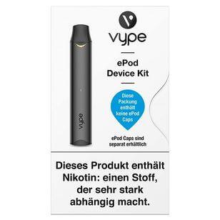 Vype ePod Device Kit Anthrazit