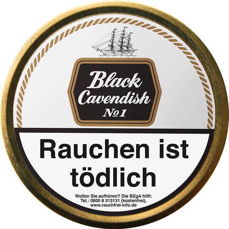 Black Cavendish No. 1 100g