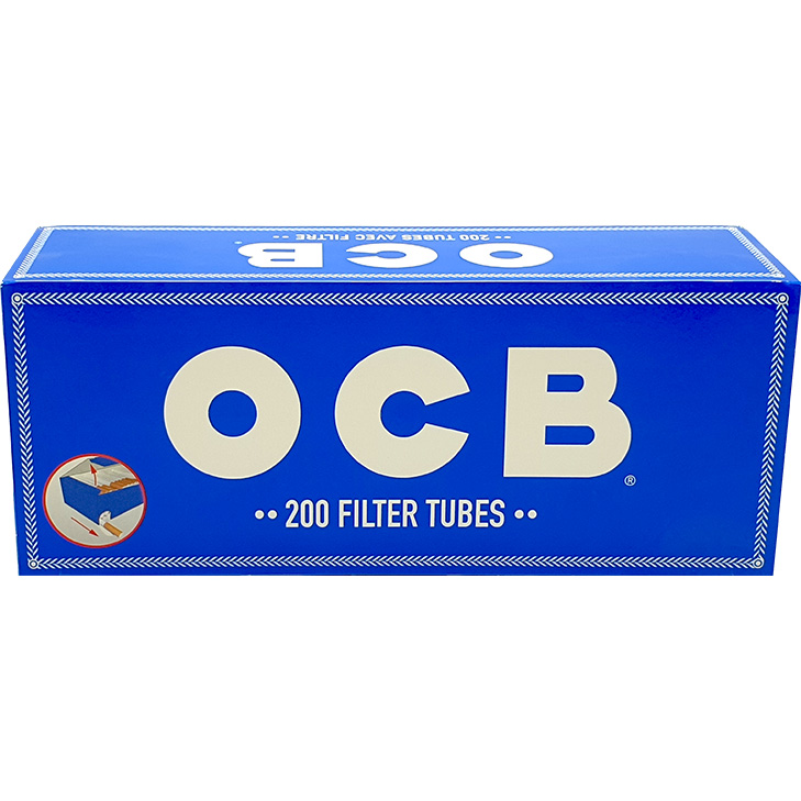 OCB Filterhülsen 200er