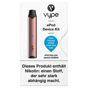 Vype ePod Device Kit Roségold