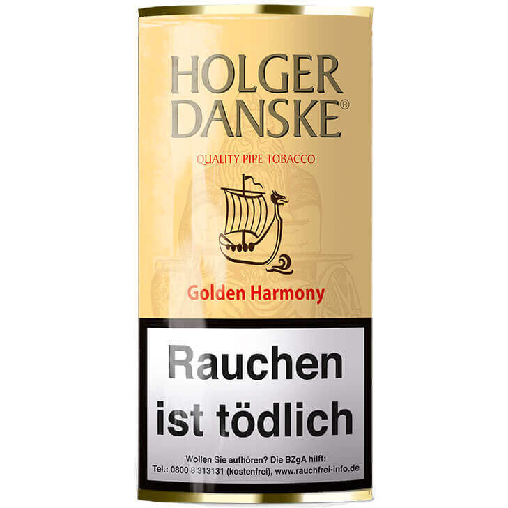 Holger Danske Golden Harmony 40g