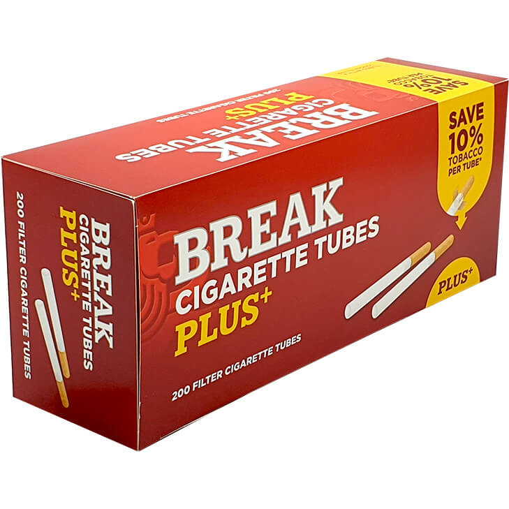 Break Plus Filterhülsen 200