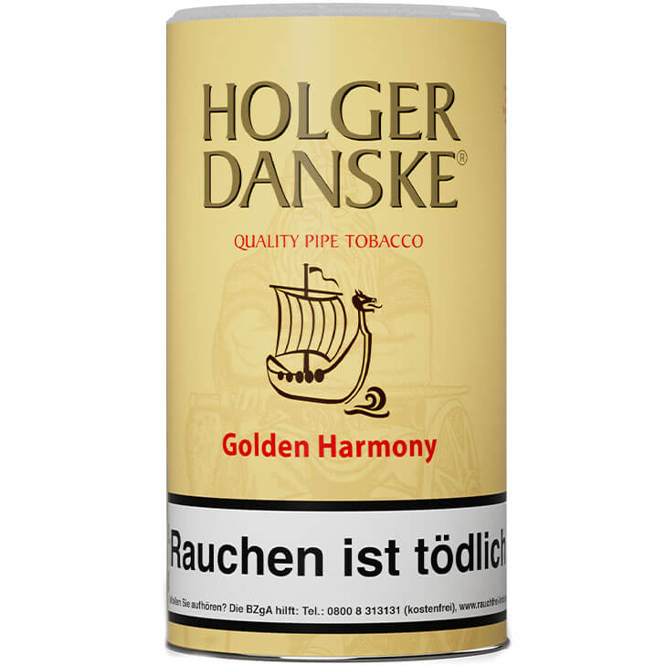 Holger Danske Golden Harmony 250g