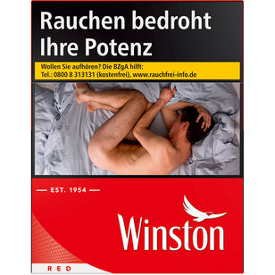 Winston Red 10 €