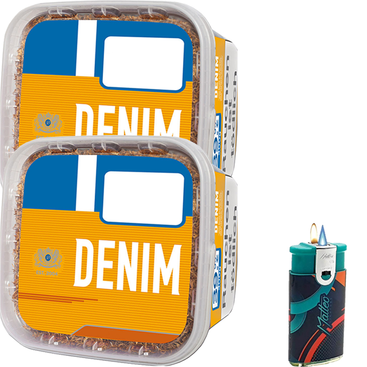 Denim Mega Box 2 x 290g