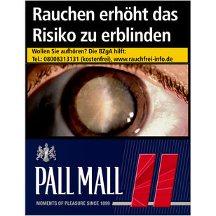 Pall Mall Red 10 €