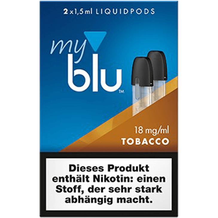 myblu Pod Tobacco Roasted Blend 18 mg/ml