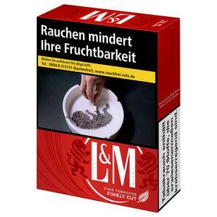 L&M Red Label 8 €