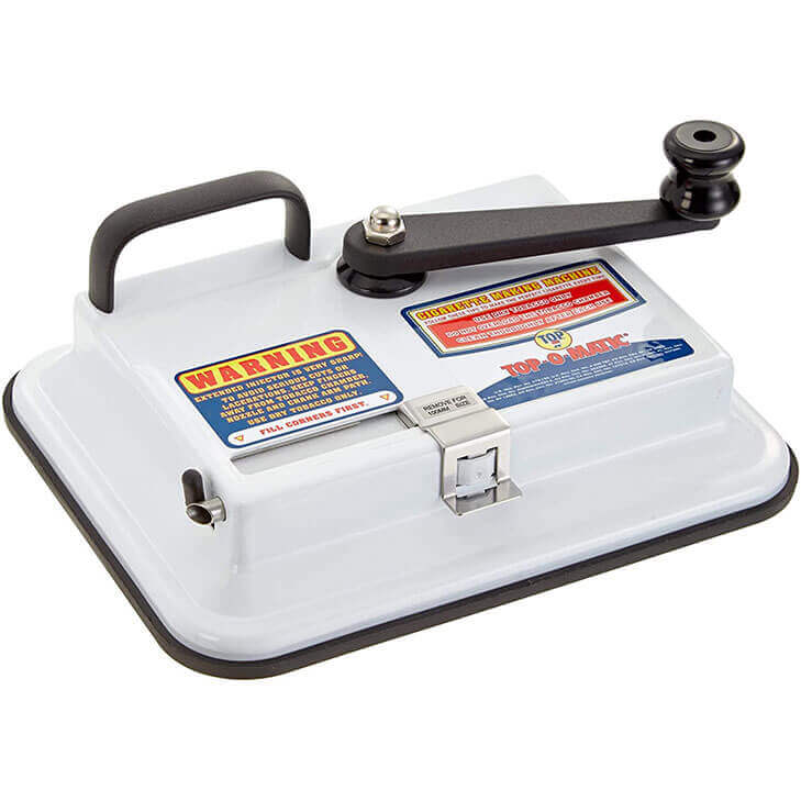 OCB Top-o-Matic Zigarettenstopfmaschine + HIPZZ Ice Mint