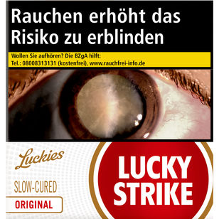 Lucky Strike Red 15 €