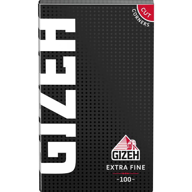 Gizeh Black Extra Fine 100 Blatt