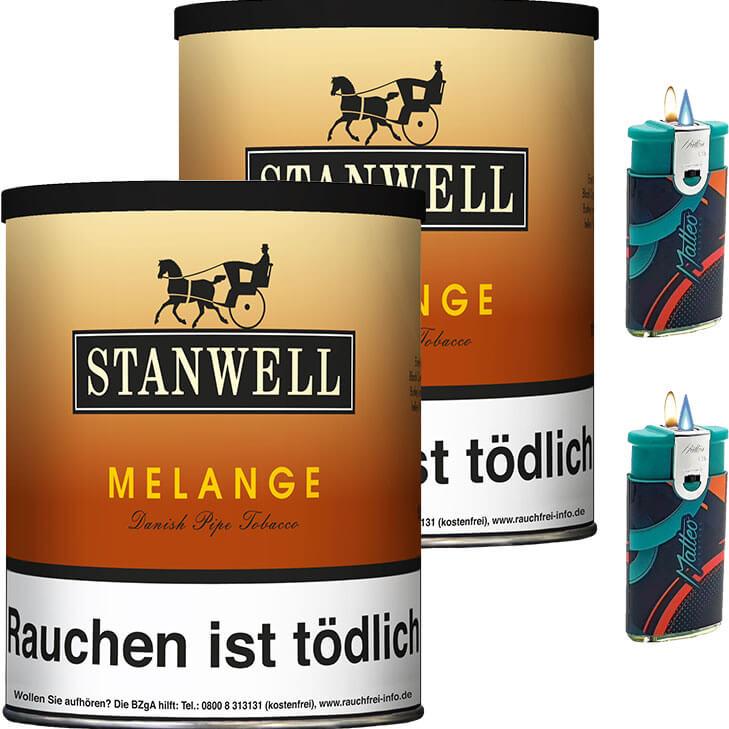 Stanwell Melange 2 x 125g