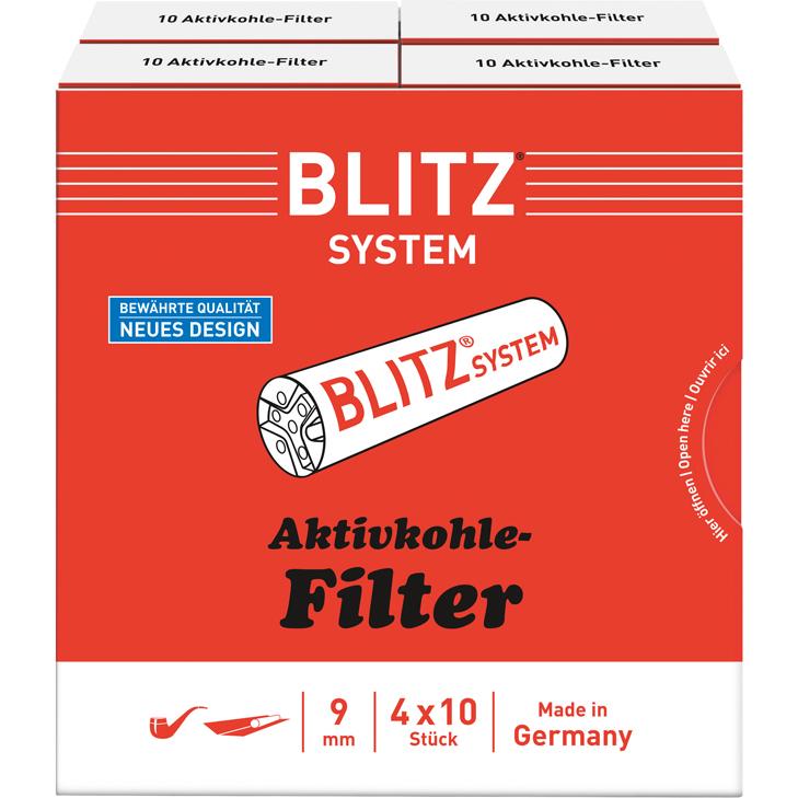 Blitz Filter 9 mm 40 Stück