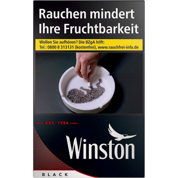 Winston Black 6,60 €