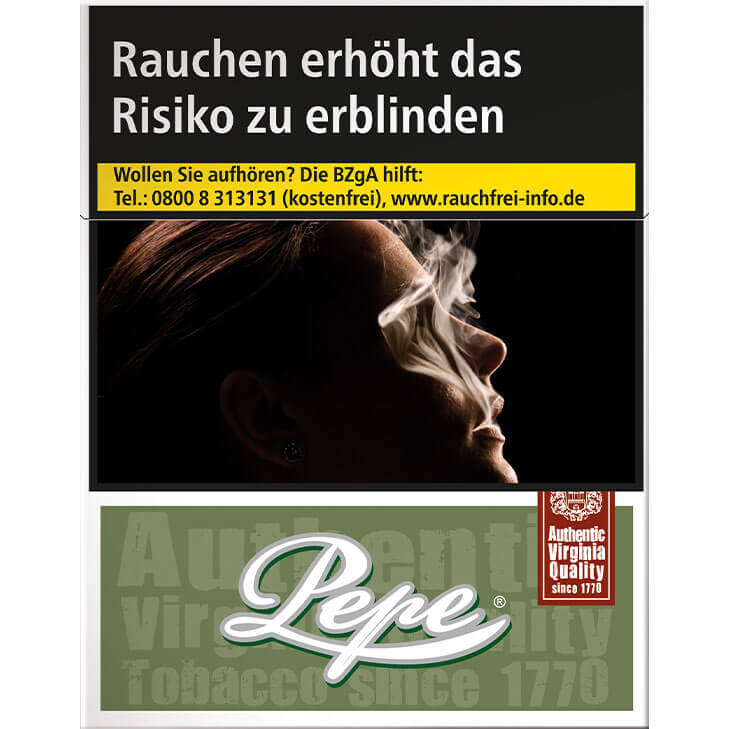 Pepe Rich Green 7,50 €