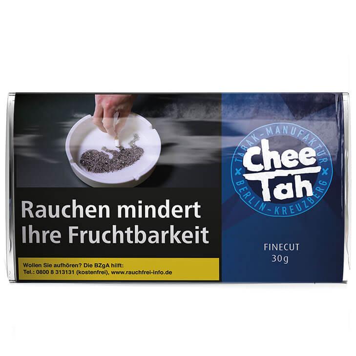 Chee Tah Schwarz 30g