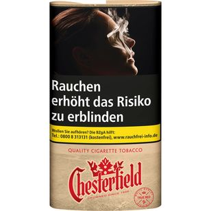 Chesterfield True Red 30g