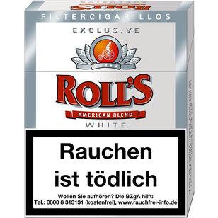 Rolls Exclusive White 3,60 €