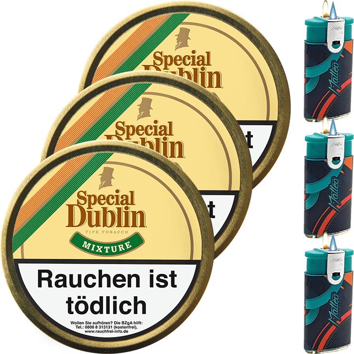 Special Dublin Mixture 3 x 100g