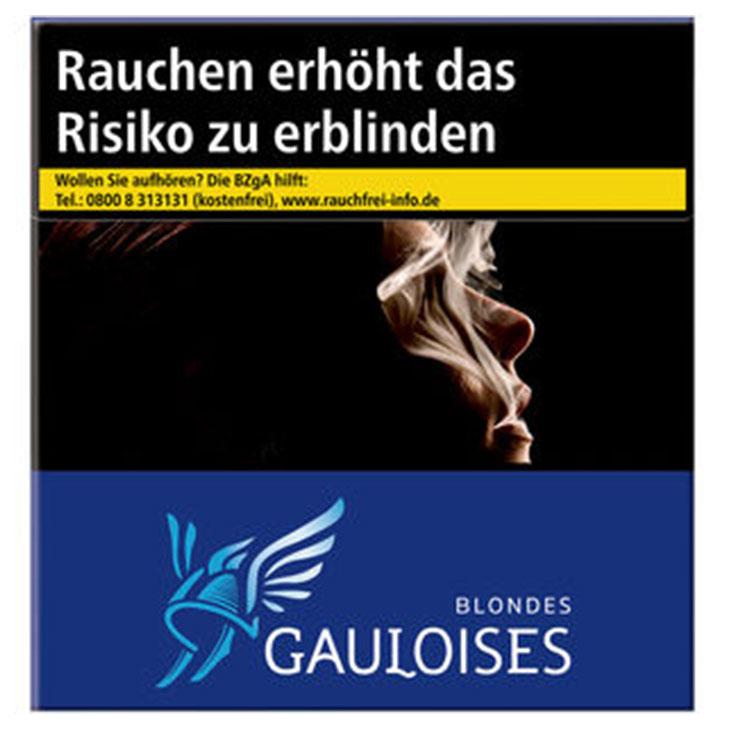 Gauloises Blondes Blau / Blue 15 €
