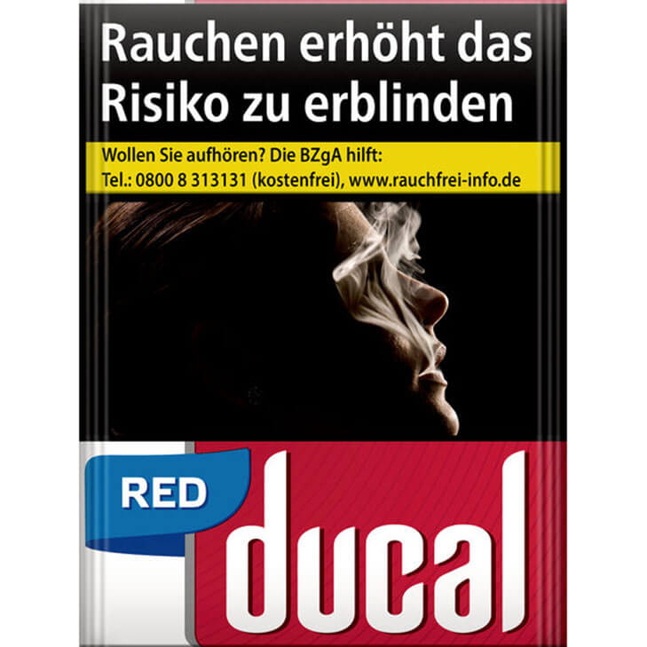 Ducal Red 7,50 €