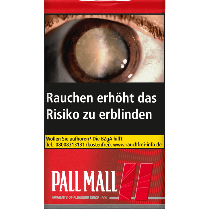 Pall Mall Red 60g