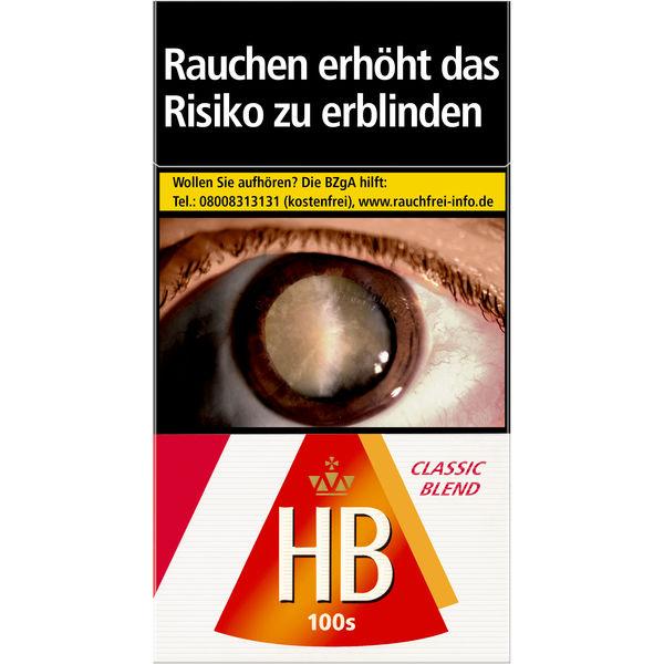 HB Classic Blend 100 - 7,70 €
