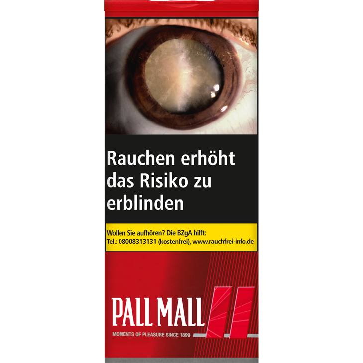 Pall Mall Red 95g