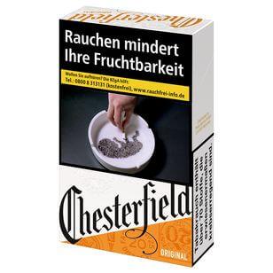 Chesterfield Original 6,60 €