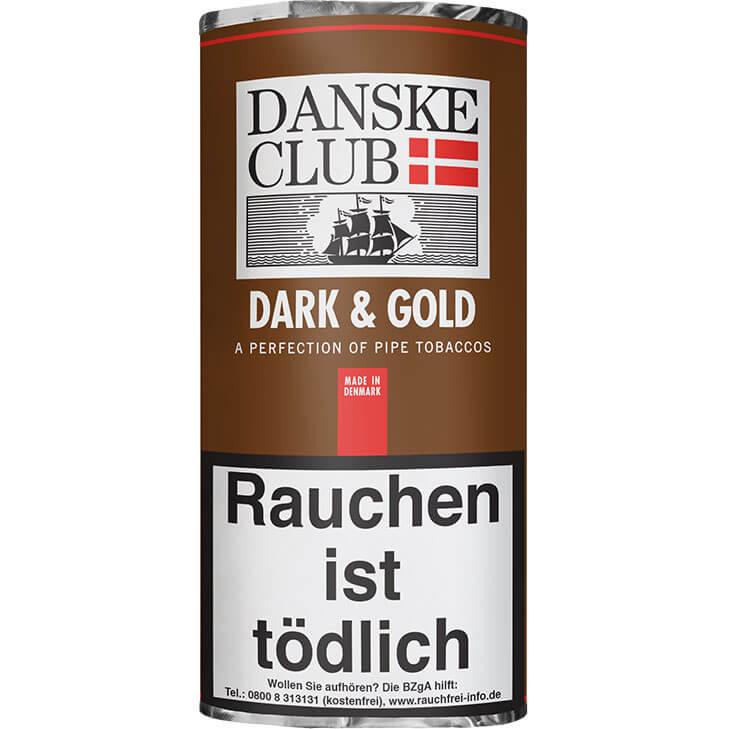 Danske Club Dark & Gold 50g