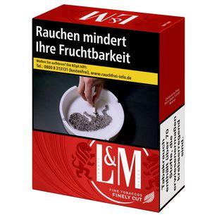 L&M Red Label 10 €