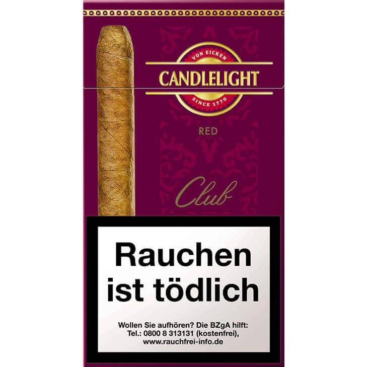 Candlelight Club Red / Cherry 3 €