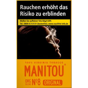 Manitou Organic Blend No.8 Gold 6,70 €